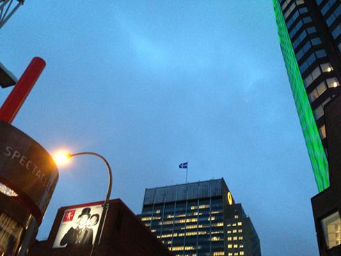 Montréal Jour 1